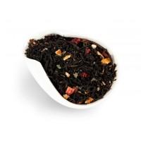 """Черный чай """"Клубника - Апельсин"""", 100 грамм"""