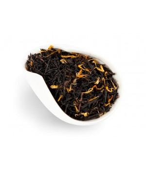 """Ароматизированный чай """"Чёрный с Чабрецом"""" 100 гр"""