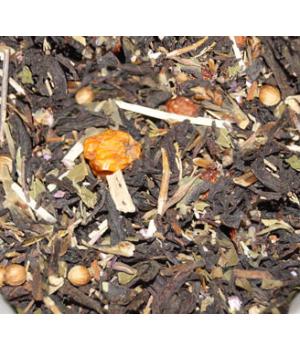 Ароматизированный чай с душицей, 100 гр