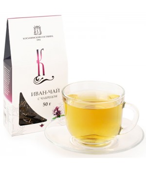 Иван-Чай с чабрецом (50 гр.)