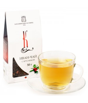 Иван-Чай с брусникой (50 гр.)