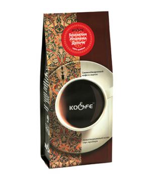 Кофе в зернах Бразилия Ипанема Дульче, 500 грамм