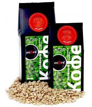"""Кофе зеленый в зернах """"100% Робуста Индонезия"""" 500 гр"""