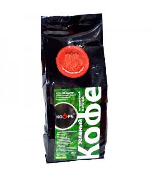 """Кофе зеленый молотый """"100% робуста"""" 500 гр"""
