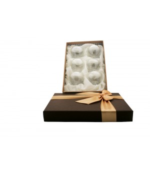Подарочный набор пиал, 6*50 мл