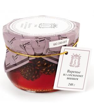 Варенье из сосновых шишек (240 гр.)