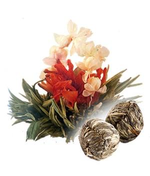 Зеленый чай Бай Хуа Сянь Цзы (Лунный сад), 1 шт