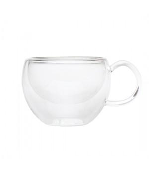 """Необжигающая чашка с двойными стенками  """"Лилия"""",  260 мл"""