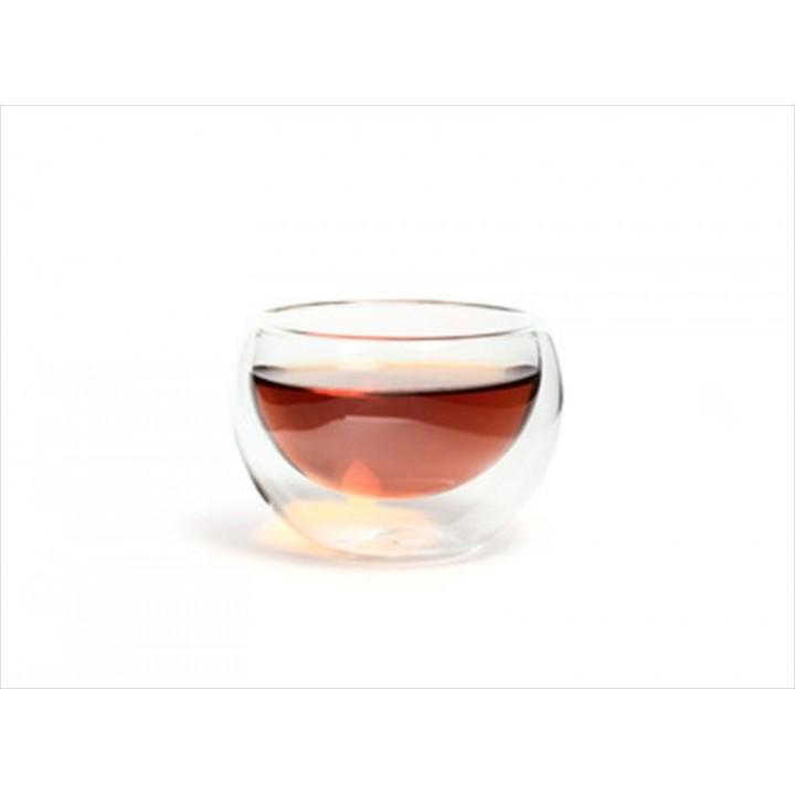 """Необжигающая чашка с двойными стенками  """"Лилия средняя"""" 150 мл."""