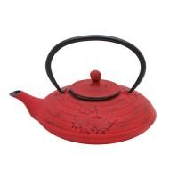 """Чугунный чайник """"Пекинская осень"""" 800 мл"""