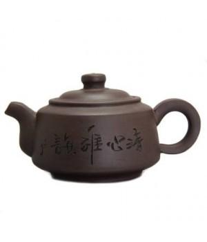 """Заварочный чайник глиняный """"Динси"""", 380 мл"""