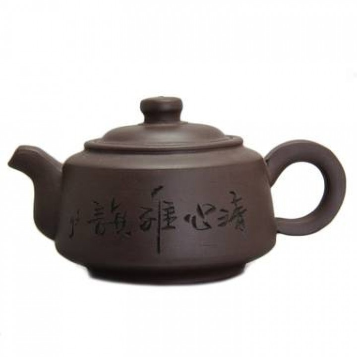 """Заварочный чайник глиняный """"Динси"""", 100 мл"""