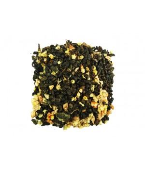 "Чай зеленый ароматизированный ""Чио Чио Сан"" 500 гр"