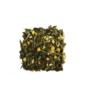 """Чай зелёный ароматизированный """"Японская липа"""" 500 гр"""