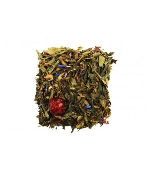 """Чай зеленый ароматизированный """"Японская сакура"""" 500 гр"""