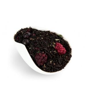"""Ароматизированный чай """"Лесные ягоды"""", 100 гр"""