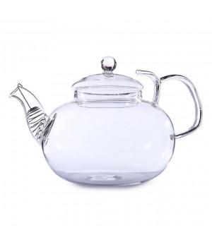 """Чайник из жаропрочного стекла """"MANGO  PUB""""  1000 мл,"""