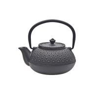 Чайник чугунный с ситом 600 мл