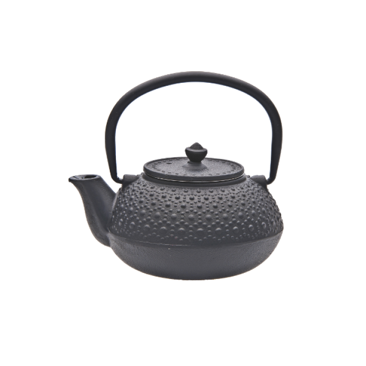 Чайник чугунный с ситом 350 мл