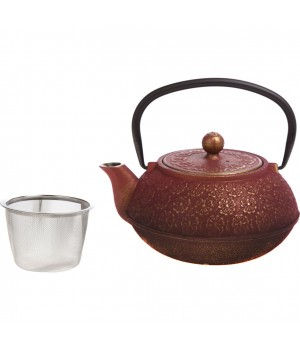 """Чугунный чайник """"Гуанчжоу"""" 1000 мл"""