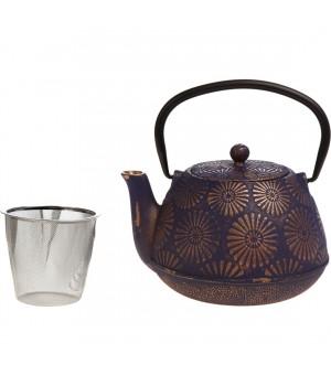 """Чугунный чайник """"Шанхай"""" 1200 мл"""