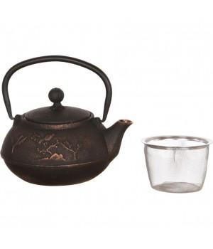 """Чугунный чайник """"Восход"""" 1200 мл"""
