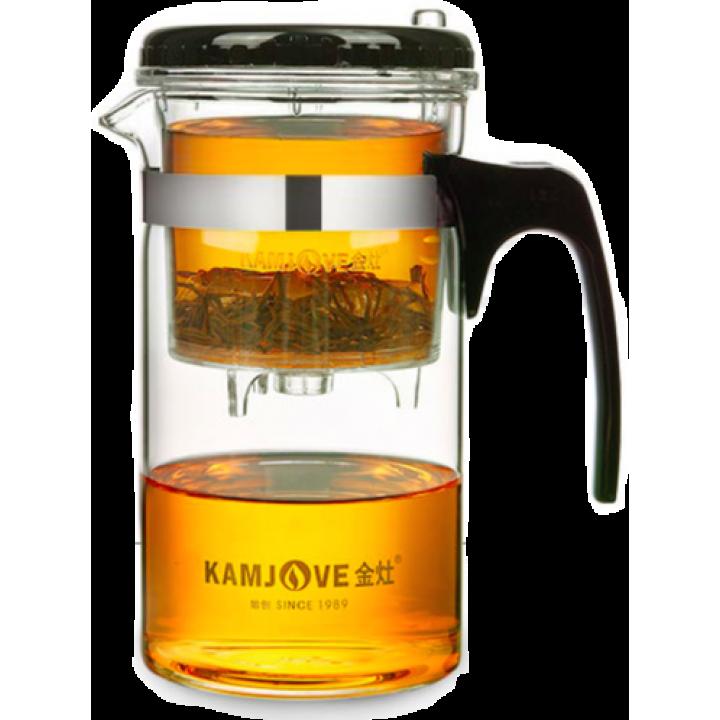 """Заварочный чайник Гунфу """"Kamjove"""" ТР-200 1000 мл"""