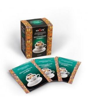 """Кофе в дрип-пакетах """"Шоколадный тоффи"""" (10 шт)"""