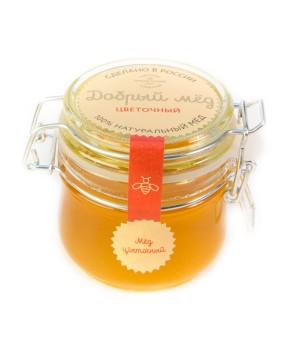 """Мёд разнотравье """"Добрый мед"""", 300 гр"""