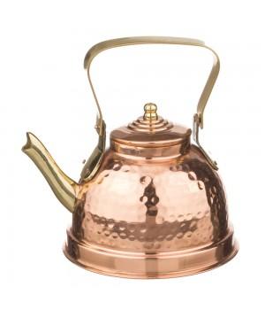 Медный чайник 600 мл (Индия)