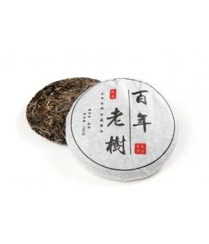 "Шен пуэр, блин, 150 г ""Старое Дерево"" (фаб. Сигуэй, 2012 г.)"