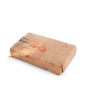 Шу пуэр в бамбуке кирпич 250 г