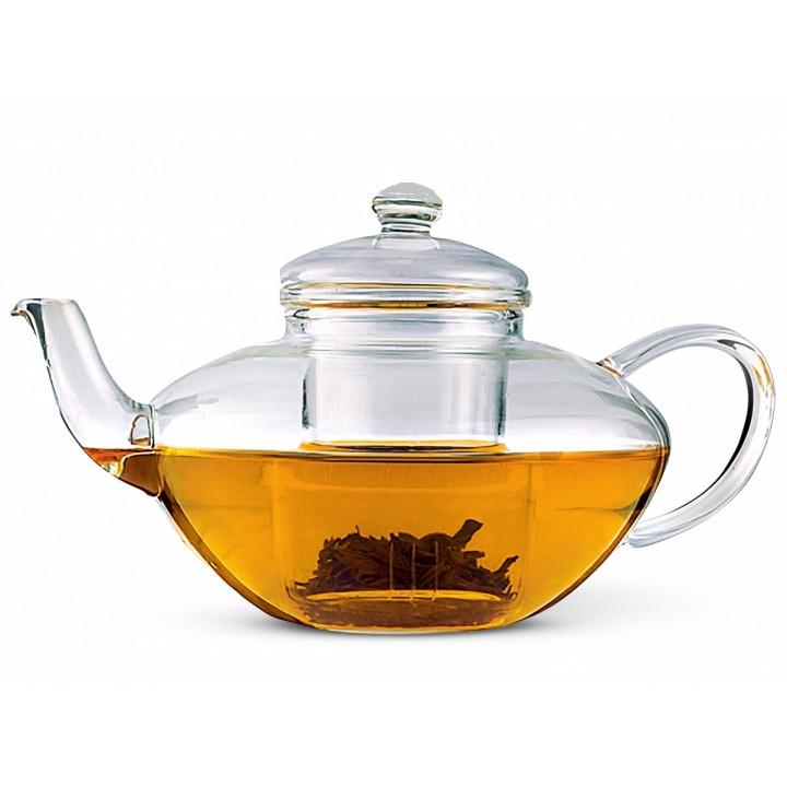 """Большой заварочный чайник """"Зимфир"""" на 1200мл"""