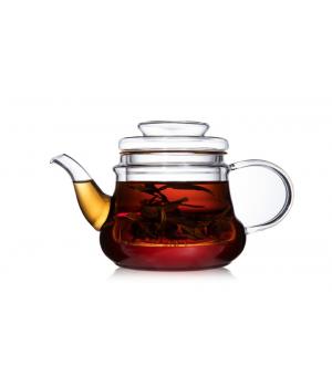 """Чайник стеклянный """"Ландыш"""" 450 мл, с колбой"""