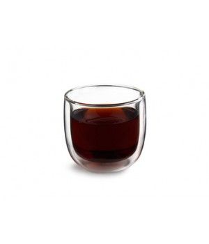 "Чашка-термос ""Толстячок"" из жаропрочного стекла, 270 мл"
