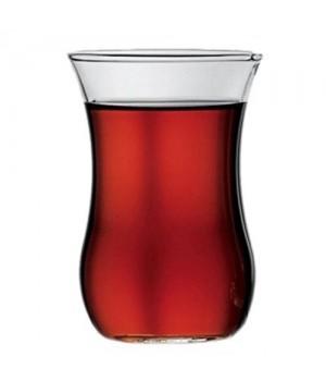 """Турецкий стакан """"Армуд"""" 6 шт (Pasabahce) 140 мл (62511)"""