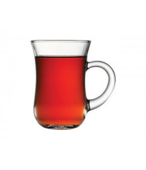"""Турецкий стакан """"Армуд"""" 6 шт (Pasabahce)"""