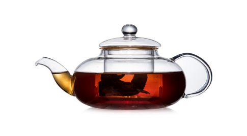 Чайник стеклянный 750 мл по 480 руб