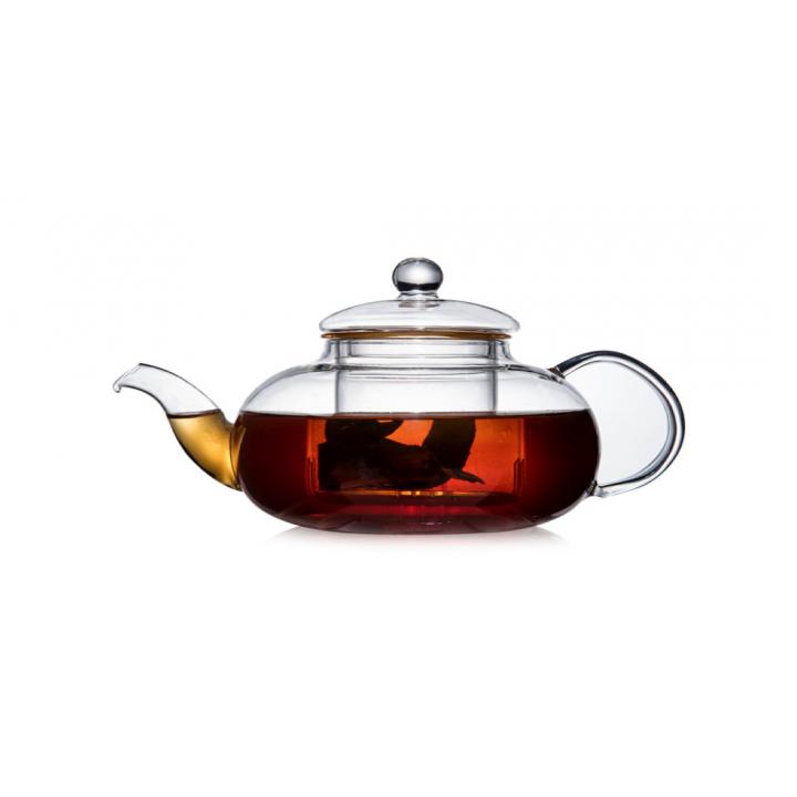 """Чайник стеклянный """"Нарцисс"""" 750 мл от 10 шт"""