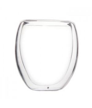 "Чашка-термос ""Киото"" из жаропрочного стекла, 100 мл"