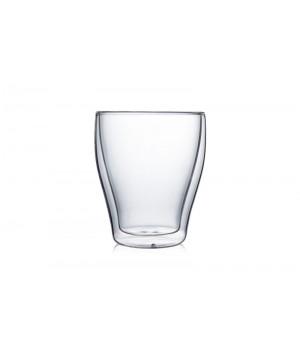 """Необжигающая чашка с двойными стенками """"Лилия-4"""" 260 мл, 1шт"""
