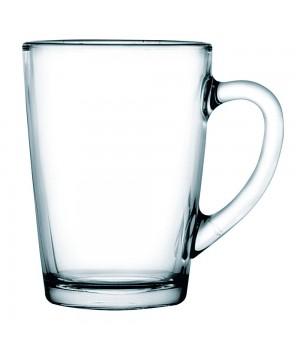 """Чашка стеклянная  """"Рона"""" 400 мл"""