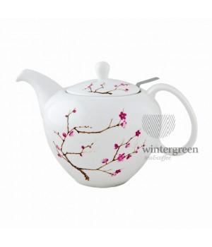 "Чайник""Цветущая сакура"", объём 1 л"
